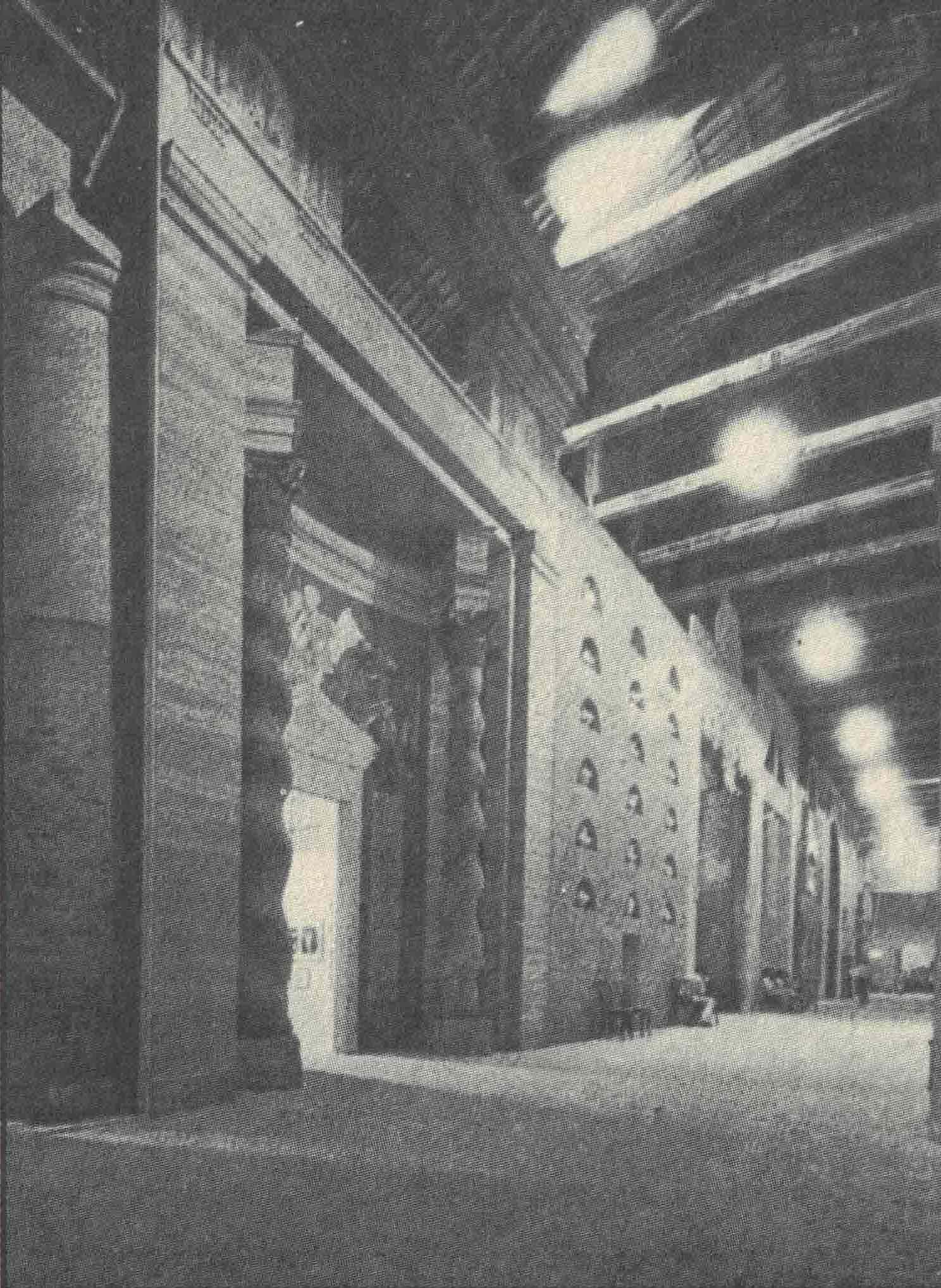 Figura 2. Vista geral da Strada Novissima, I Bienal Internacional de Arquitetura