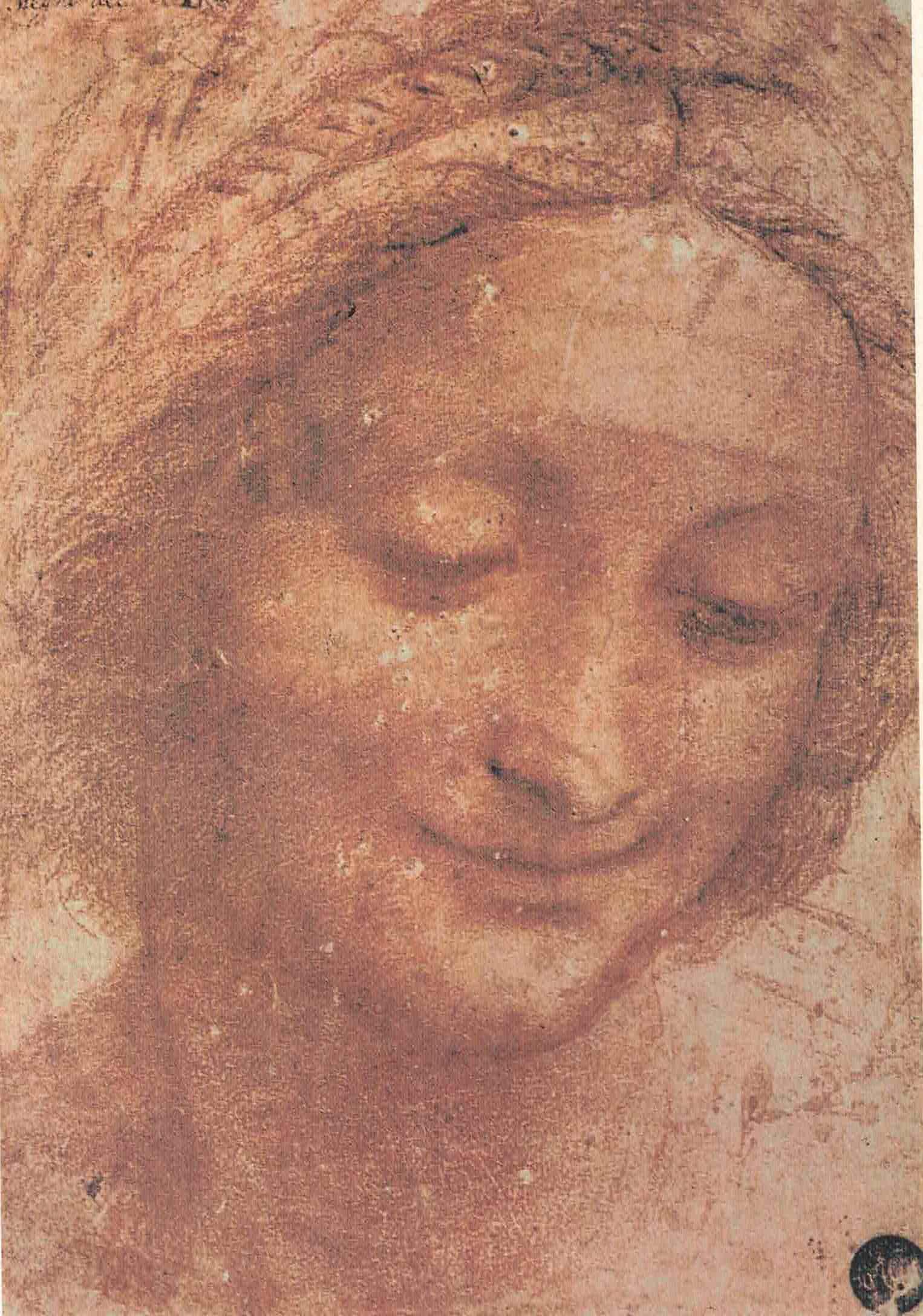 Figura 1- Detalhe de Sant'Ana, a Virgem e o menino