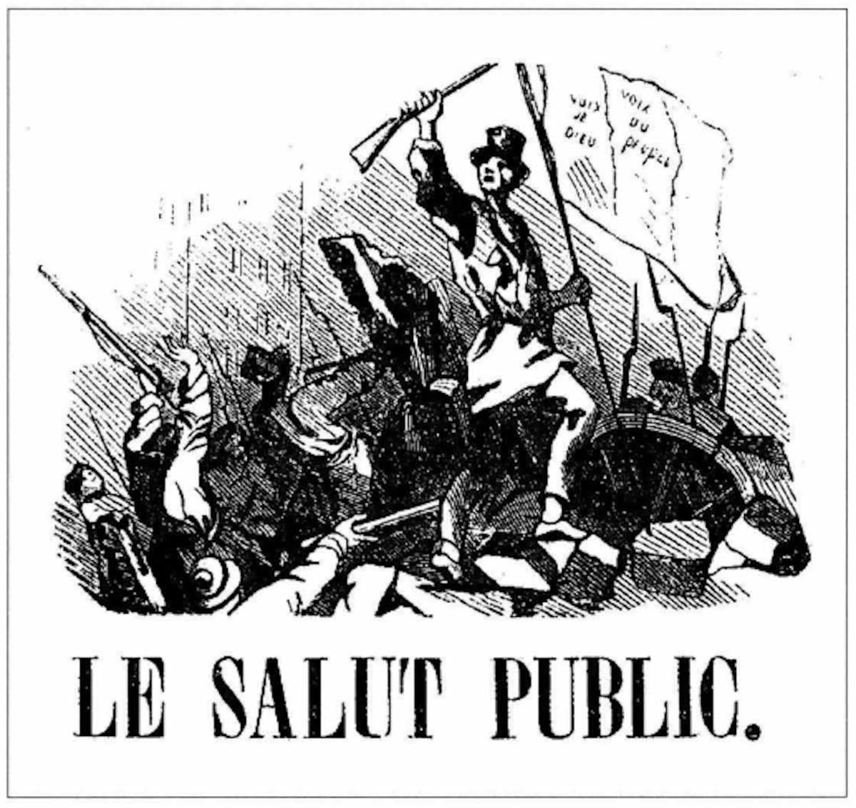 Figura 1 - Le Salut Publique