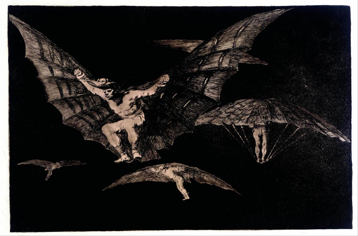 Figure 22. Goya, Auto-retrato.