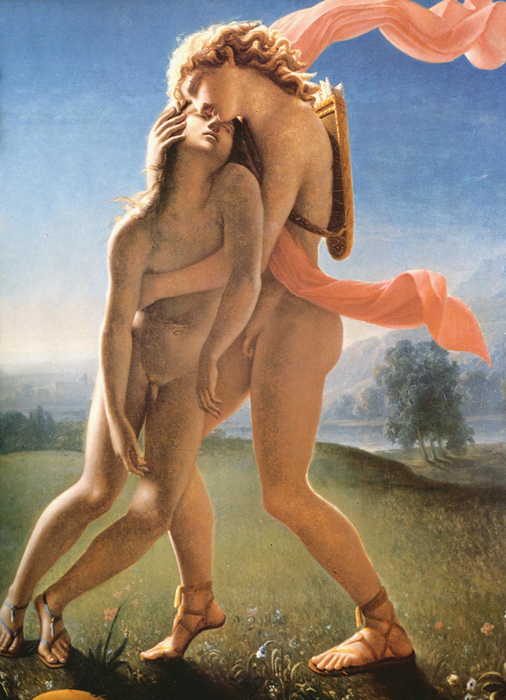 Figura 16 - Jean Broc, A morte de Jacinto