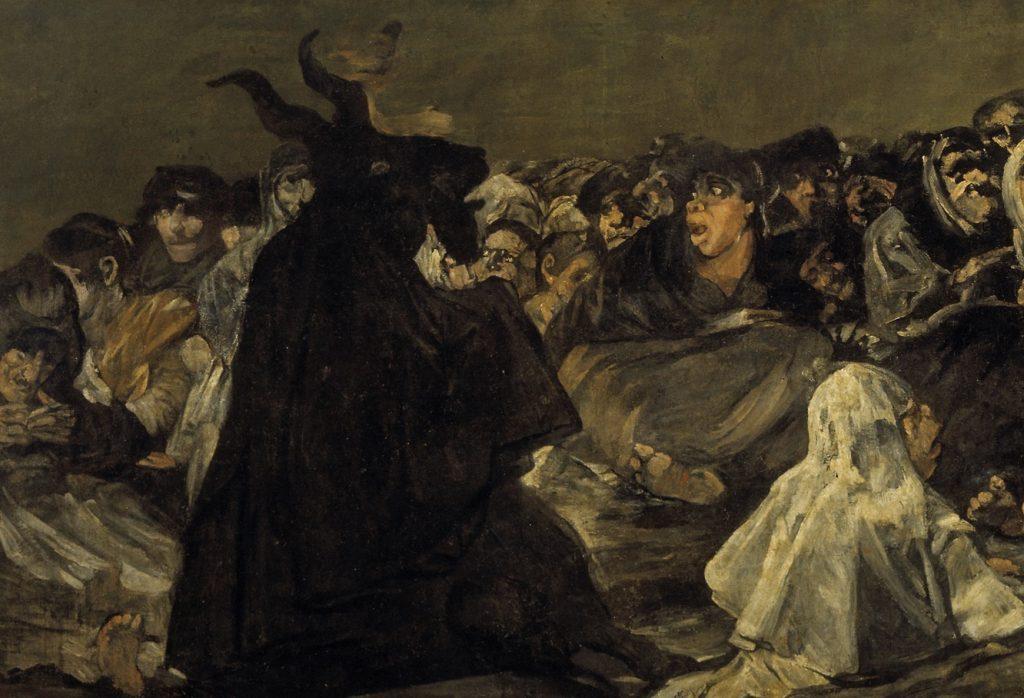 Figure 19. Goya, Bruxaria.