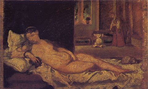 Figura 13. Manet, Vênus de Urbino.
