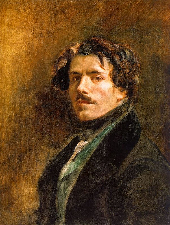 Figure 1. O homem do colete verde (1842). Paris, Louvre